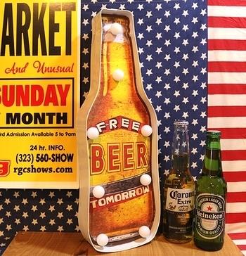 ビールライト看板 ビアライト看板 BARライト アメリカ雑貨屋サンブリッヂ SUNBRIDGE 岩手雑貨屋 アメリカ雑貨通販