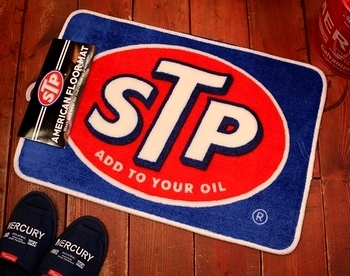 STPマット STPフロアマット  アメリカ雑貨屋サンブリッヂ SUNBRIDGE 岩手雑貨屋 アメリカ雑貨通販