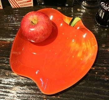 ダルトンガラスファーマープレート ガラス皿 アメリカ雑貨屋サンブリッヂ SUNBRIDGE 岩手雑貨屋