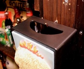 おもしろティッシュケース トランプ アメリカ雑貨屋 サンブリッヂ SUNBRIDGE 岩手雑貨屋