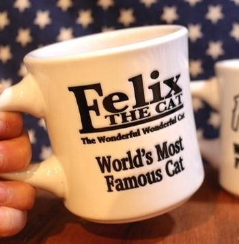 フィリックスマグカップ フェリックスマグカップ FELIXマグ アメリカ雑貨屋サンブリッヂ SUNBRIDGE 岩手雑貨屋 アメリカ雑貨通販