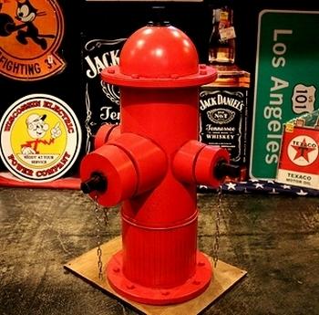 アメリカの消火器