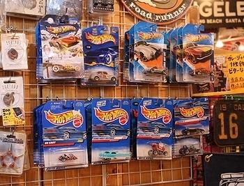 ホットウィール Hot Wheels アメリカ雑貨屋 サンブリッヂ SUNBRIDGE 岩手雑貨屋