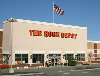 ホームデポコインケース ホームデポポーチ アメリカ雑貨屋 サンブリッヂ SUNBRIDGE 岩手雑貨屋