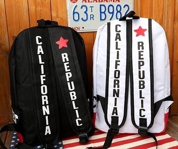 カリフォルニアリュック CALIFORNIA アメリカ雑貨屋 サンブリッヂ SUNBRIDGE 岩手雑貨屋