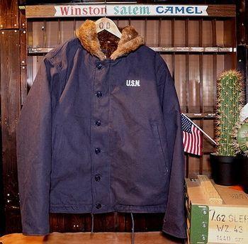 N-1ジャケット ミリタリージャケット N1ジャケット アメリカ雑貨屋 サンブリッヂ SUNBRIDGE 岩手雑貨屋