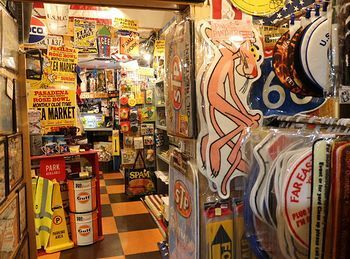 店内 店内散策  アメリカ雑貨屋 サンブリッヂ SUNBRIDGE 岩手雑貨屋