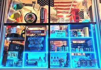 ライトアップ DIY アメリカ雑貨屋 サンブリッヂ SUNBRIDGE 岩手雑貨屋