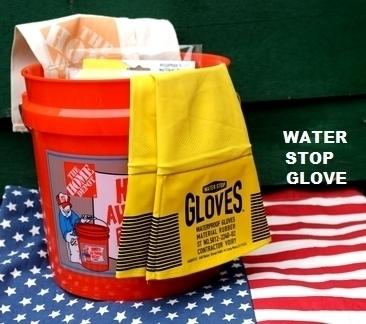 アメリカンゴム手袋 アメリカラバーグローブ DIYお掃除グッズ  アメリカ雑貨屋 SUNBRIDGE 岩手アメリカン雑貨