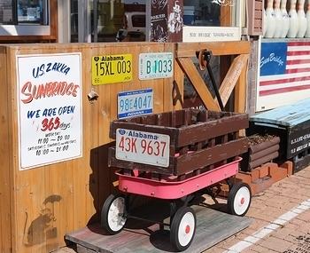 USEDナンバープレート アメリカナンバープレート アメリカ雑貨屋 サンブリッヂ SUNBRIDGE 岩手雑貨屋