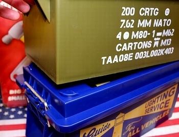 アンモボックス 工具箱 レディキロツールボックス ミリタリーボックス アメリカンツールボックス アメリカ雑貨屋 SUNBRIDGE 岩手雑貨