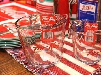 ファイヤキングメジャーカップ ファイヤーキング軽量カップ アメリカ雑貨屋 サンブリッヂ SUNBRIDGE 岩手雑貨屋 アメリカ雑貨通販