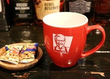 ケンタッキー マグカップ アメリカ雑貨屋 サンブリッヂ SUNBRIDGE 岩手雑貨屋