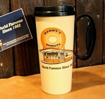 Randy's Donuts タンブラー アメリカ雑貨屋 サンブリッヂ SUNBRIDGE 岩手雑貨屋