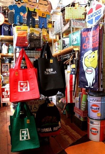セブンイレブンエコバッグ セブンバッグ アメリカ雑貨屋 サンブリッヂ SUNBRIDGE 岩手雑貨屋