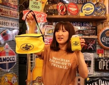 ペンズオイルランチバッグ ペンズオイルクーラーバッグ ペンズオイル  アメリカ雑貨屋 サンブリッヂ SUNBRIDGE 岩手雑貨屋 アメリカ雑貨通販
