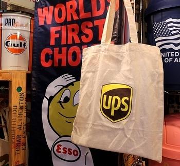 UPSトートバッグ UPS アメリカ雑貨屋 サンブリッヂ SUNBRIDGE 岩手雑貨屋
