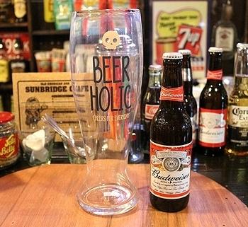 ジャンボビアグラス ビアグラス アメリカ雑貨屋 サンブリッヂ SUNBRIDGE
