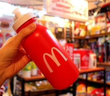 マクドナルドウォーターボトル グッドイヤーウォーターボトル アメリカ雑貨屋 サンブリッヂ SUNBRIDGE 岩手雑貨屋 アメリカ雑貨通販