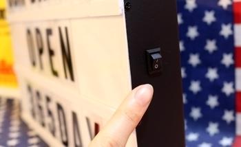 LEDライトボックス メッセージライト アメリカ雑貨屋 サンブリッヂ SUNBRIDGE 岩手雑貨屋 アメリカ雑貨通販