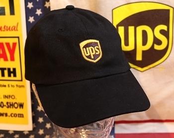 UPSキャップ 帽子 アメリカ雑貨屋 サンブリッヂ SUNBRIDGE 岩手雑貨屋