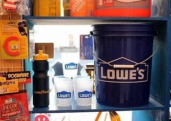 ロウズカップ LOWE'Sカップ ロウズバケツ  アメリカ雑貨屋 サンブリッヂ SUNBRIDGE 岩手雑貨屋 アメリカ雑貨通販