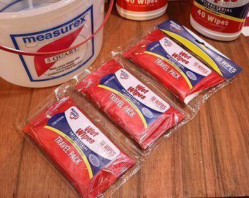 ウェットティッシュ WET WIPES アメリカ雑貨屋 サンブリッヂ SUNBRIDGE 岩手雑貨屋