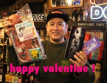 バレンタインデー バレンタイン アメリカ雑貨屋 サンブリッヂ SUNBRIDGE 岩手雑貨屋