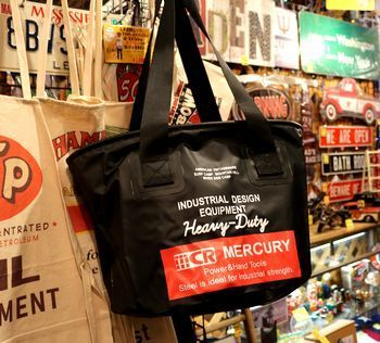 マーキュリーバッグ MERCURY ウォータープルーフ アメリカ雑貨屋 サンブリッヂ サンブリッジ 岩手雑貨屋 アメリカ雑貨通販 矢巾町