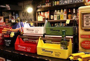 マーキュリーハンディツールボックス マーキュリー工具箱 アメリカ雑貨屋 アメリカン雑貨 サンブリッヂ サンブリッジ 岩手雑貨屋 アメリカ雑貨通販 矢巾町