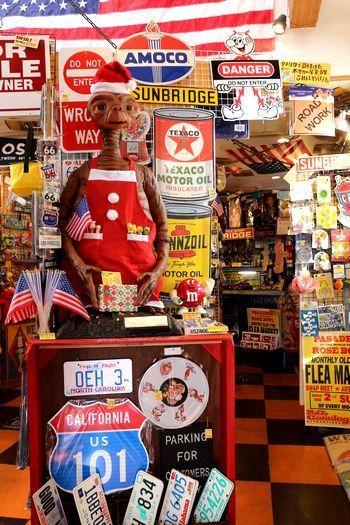 等身大E.T. E.T.フィギュア  アメリカ雑貨屋 アメリカン雑貨 サンブリッヂ サンブリッジ 岩手雑貨屋 アメリカ雑貨通販 矢巾町