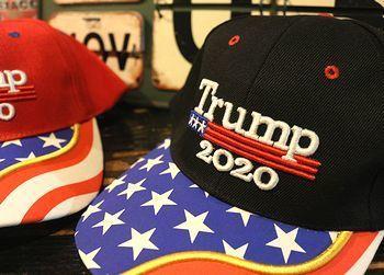 トランプ大統領キャップ アメリカ大統領帽子 アメリカ雑貨屋 アメリカン雑貨 サンブリッヂ サンブリッジ 岩手雑貨屋 アメリカ雑貨通販 矢巾町