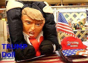 トランプ大統領肩ぐるま着ぐるみ ドナルド・トランプ人形 おもしろコスプレ アメリカ雑貨屋 アメリカン雑貨 サンブリッヂ 岩手雑貨屋 通販 矢巾町