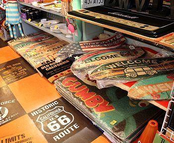 コイヤーマット アメリカン玄関マット  ドアマット アメリカ雑貨屋 アメリカン雑貨 サンブリッヂ 岩手雑貨屋 通販 矢巾町