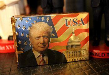 トランプ大統領トランプ アメリカ大統領グッズ アメリカ雑貨屋 アメリカン雑貨 サンブリッヂ 岩手雑貨屋 通販 矢巾町