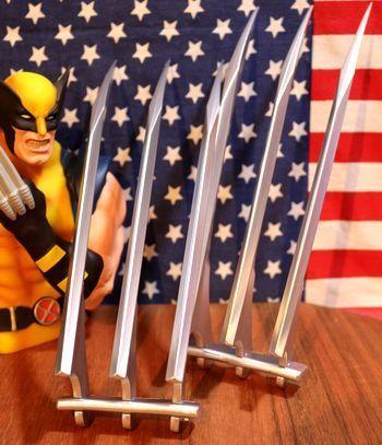 ウルヴェリン爪 X-MEN 爪  アメリカ雑貨屋 アメリカン雑貨 サンブリッヂ 岩手雑貨屋 通販 矢巾町
