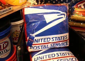 USPSクッション アメリカ郵便局  アメリカ雑貨屋 アメリカン雑貨 サンブリッヂ 岩手雑貨屋 通販 矢巾町