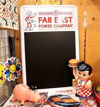 レディキロワットチョークボード アメリカン雑貨 アメリカ雑貨屋 SUNBRIDGE 岩手矢巾雑貨