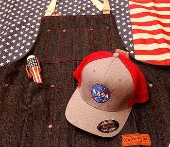NASAメッシュキャップ カリフォルニアサイエンスセンター帽子  アメリカキャップ アメリカ雑貨屋 SUNBRIDGE 岩手
