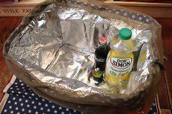 Oliviaレジカゴバッグ エコバッグ 保冷保温バッグ  アメリカ雑貨屋 SUNBRIDGE 岩手矢巾雑貨屋