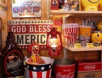 マーキュリー ランタン レッド 赤 アメリカ雑貨屋 サンブリッヂ SUNBRIDGE 岩手雑貨屋 アメリカ雑貨通販 布マスク販売店