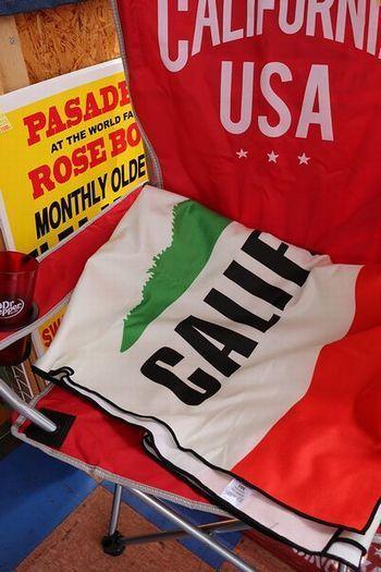 CAL カリフォルニア ブランケット マイクロファイバー BIGサイズ 特大 アメリカ雑貨屋 サンブリッヂ サンブリッジ 岩手雑貨屋 アメリカ雑貨通販 矢巾町