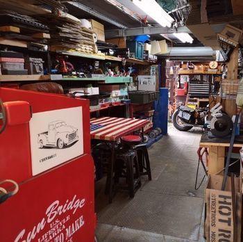 アメリカンガレージ アメリカガレージ 雑貨屋 サンブリッヂ  岩手雑貨屋 矢巾町