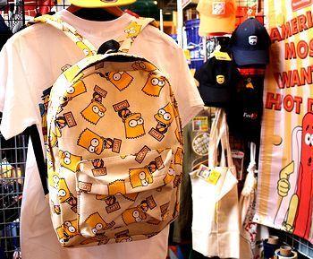 シンプソンズリュック シンプソンズ アメリカ雑貨屋 サンブリッヂ SUNBRIDGE 岩手雑貨屋