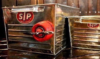STPボックス STP収納ボックス アメリカ雑貨屋 サンブリッヂ SUNBRIDGE 岩手雑貨屋 アメリカ雑貨通販
