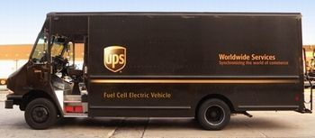 UPSキャップ UPS帽子 アメリカ雑貨屋 サンブリッヂ SUNBRIDGE 岩手雑貨屋