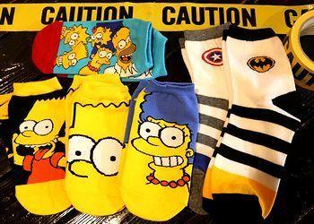 シンプソンズ靴下  シンプソン靴下通販 アメリカ雑貨屋 サンブリッヂ SUNBRIDGE 岩手雑貨屋 アメリカ雑貨通販