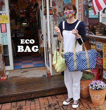 レジカゴバッグ Olivia  エコバッグ 保冷保温バッグ  アメリカ雑貨屋 SUNBRIDGE 岩手矢巾雑貨屋