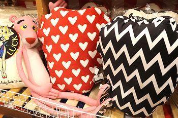 ベティクッション ベティちゃんクッション アメリカ雑貨屋 サンブリッヂ SUNBRIDGE 岩手雑貨屋 アメリカ雑貨通販 布マスク販売店