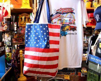 アメリカエコバッグ アメリカ雑貨屋 サンブリッヂ サンブリッジ 岩手雑貨屋 アメリカ雑貨通販 マスク販売店